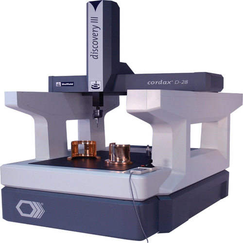 the original shop floor cmm cmm inc rh cmmxyz com Sheffield CMM Parts Coordinate Measuring Machine