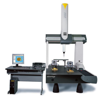 Global Advantage CMM